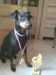 Championne de France